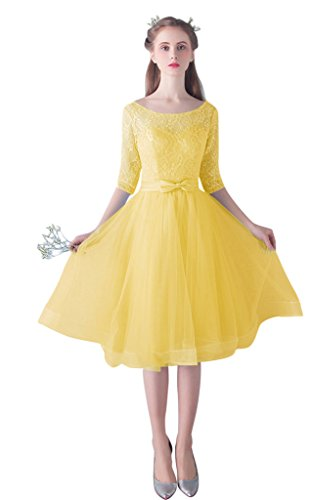 lime and yellow dresses - 7