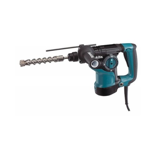 Makita HR2811F 1-1/8'' Rotary Hammer, accepts SDS-PLUS bits