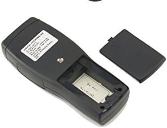 MeterTo Digital Anemometer Wind Speed Air Velocity Temperature Measuring Meter USB Data Connection 0.3-45M//S