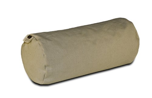 Buckwheat Cylinder Neck Pillow