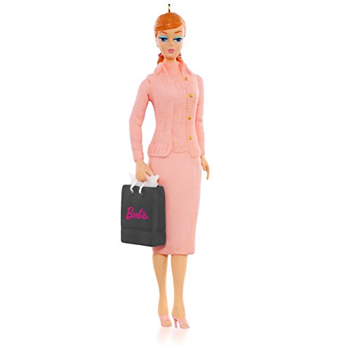 Hallmark Keepsake Ornament: Fashion Barbie
