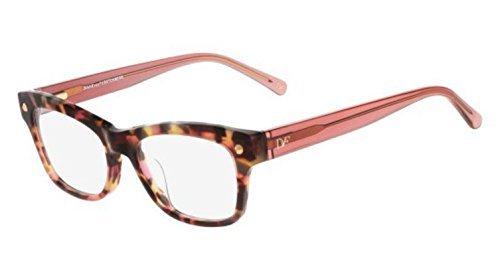 Eyeglasses Diane von Furstenberg DVF 5061 667 PINK TORTOISE -