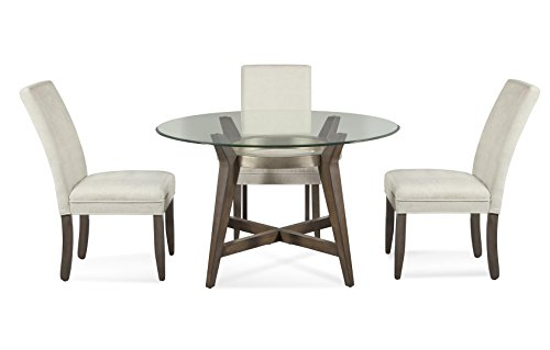 Elston Dining Table by Bassett Mirror Company