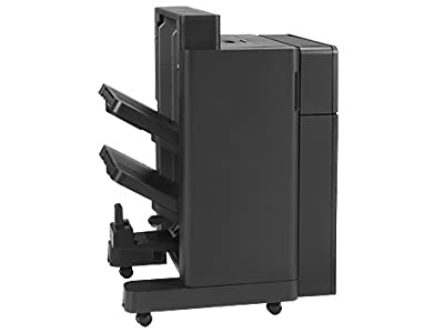 HP Booklet Maker/Finisher with 2/3 Hole Punch for Color LaserJet M880, M855 Series by hp