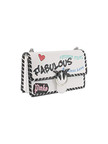 7 Sac Pour Pinko X 16 Femme Bandoulière Multicolore 27 Cm H8dqUT