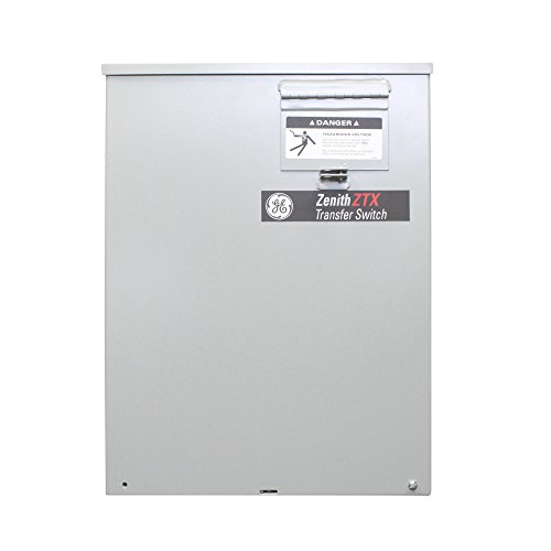 Ztx20mx60 Ge Zenith Automatic Transfer Switch: GE Energy Industrial Solutions U054P Midwest Electric