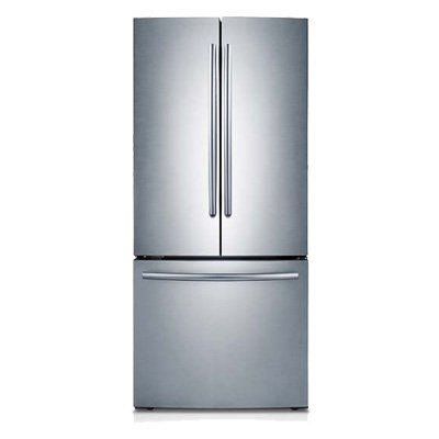 French Door Refrigerator with 21.8 cu. ft. Total Capacity, in Stainless Steel (Best 30 Cu Ft French Door Refrigerator)