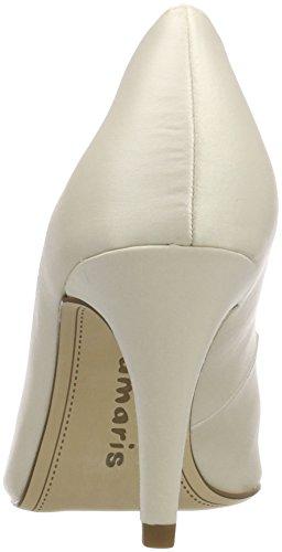 179 Champagne Escarpins Blanc Tamaris Femme 22500 zqaCXa