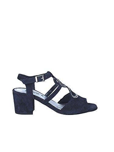 Keys 5713 High Heeled Sandals Women Blue