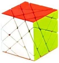 Cubelelo Lefun 4x4x4 Axis Cube Stickerless Puzzle Toy