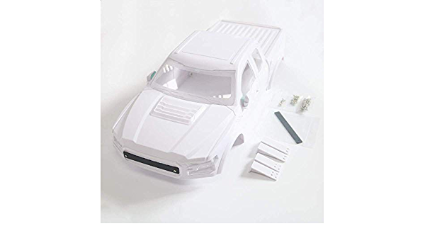 RC Racing Ford Raptor Hard Body Truck Body Shell para 1/10 RC ...