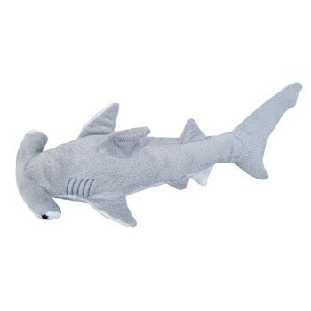 Adventure Planet Plush - HAMMER HEAD SHARK ( 13 inch ) (Plush Hammerhead Shark Toy)