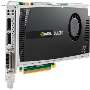 HP WS095AT Quadro 4000 Graphic Card - 2 GB GDDR5 SDRAM - PCI