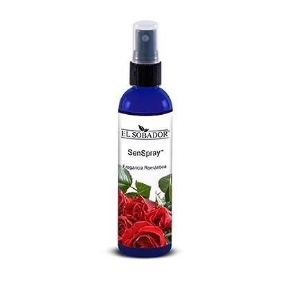 Senspray - Spray perfumado para edredones y linos - Fragancia romántica para el hogar (9.00
