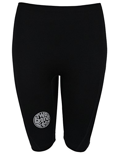 Two Bare Feet Womens HERITAGE 3mm Wetsuit Shorts Surf Neoprene Water Sport Shorts