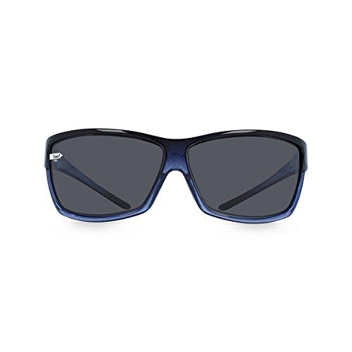 Noir Noir soleil bleu Gloryfy Sonnenbrillen Homme de Lunettes ZnwxqX8Y