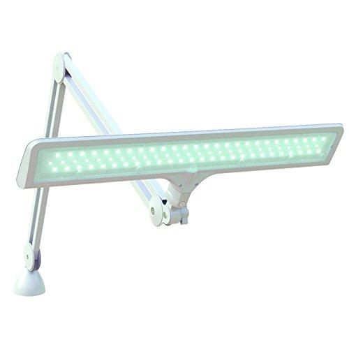 The Daylight Company Lumi Task Lamp Metal 15 W White