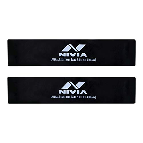 Nivia Lateral Resistance Band and Tubes 2.0