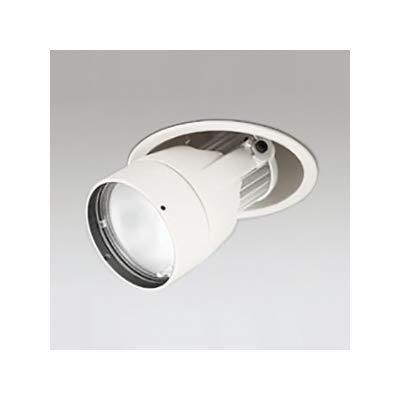 LEDダウンスポットライト M形 φ100 JR12V-50W形 高効率形 ミディアム配光 連続調光 オフホワイト 温白色形   B07RZNZ8JB