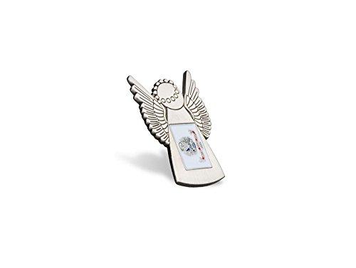 Flag Pin Angel - Army Angel Flag Pin