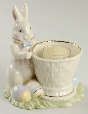Lenox Occasions Easter Bunny Votive