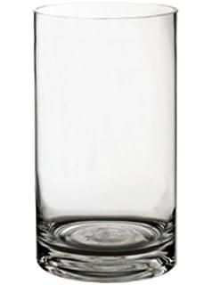 Amazon.com: Clear Gl Cylinder Vase - 5