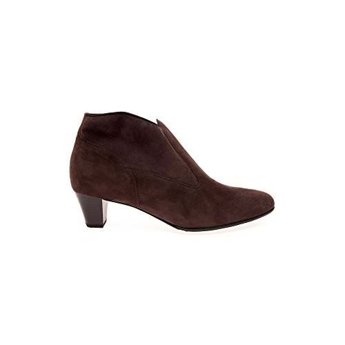 Peter Kaiser Osla 03413 Womens Low Cut Ankle Boot In Malva (Mauve) Suede With a Pointed-Toe and a Wide Width Fitting 160 6.5 UK Malve Sue 0gfBH