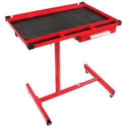 Heavy Duty Adjustable Work Table with Drawer Tools Equipment Hand Tools