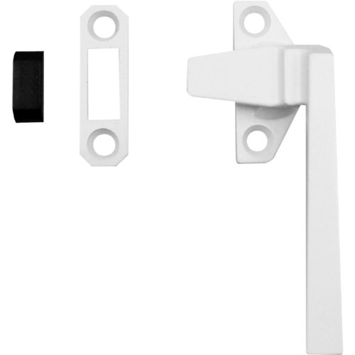 Prime-Line Products H 3821 Off-Set Base Casement Locking Handle, White ()