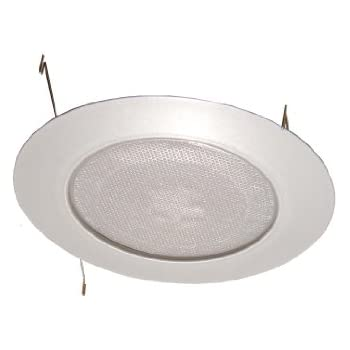 Capri lighting alalite 6 shower light recessed ceiling waterproof 6 inches albalite lens shower trim for recessed lightlighting aloadofball Image collections
