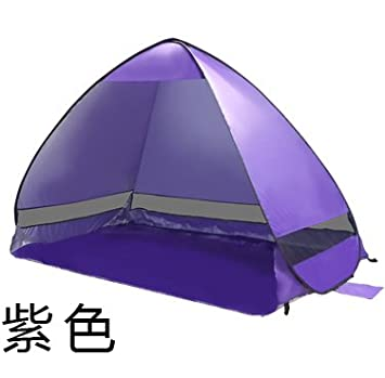 Oversized Pop UP Beach Tent Sun SheltersAutomatic XXL Lightweight Portable Family Anti UV Cabana  sc 1 st  Amazon.com & Amazon.com: Oversized Pop UP Beach Tent Sun SheltersAutomatic XXL ...