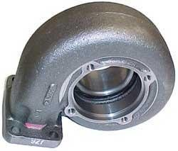on Wastegated Turbo Exhaust Housing for 1988-1993 H1C, WH1C or HX35 turbo (Turbo Housing)