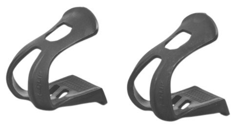 Avenir Mini Toe Clips Universal Black ()