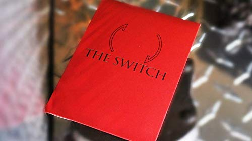 Murphy's Magic The Switch (DVD & Gimmicks) by Shin LIM - Trick