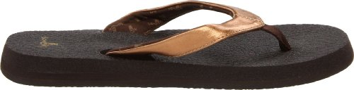 Toe Yoga Pumps Sanuk Closed Glam Bronze Women's fZxU0q