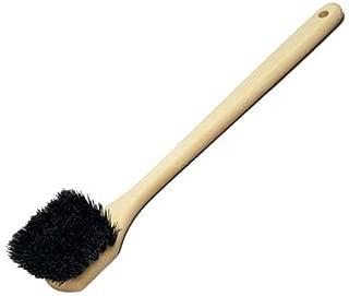 "product image for GORDON BRUSH M573010 Utility Brush, Black Polypropylene Foam Block, 20"""