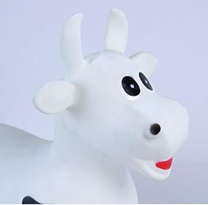 Soytich Vaca para niños de rebote, Hüpftier Bouncing vaca ...
