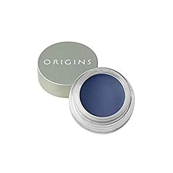 Origins GinZing Brightening Cream Eyeshadow, Blue-tiful Burst, 5 g by Voronajj