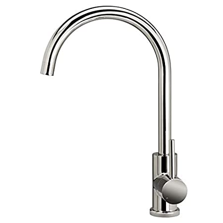 Miseno MK003-B Gemma 1.8 GPM Bar Faucet with T304 Stainless Steel Construction