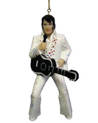 Elvis Presley Christmas Ornament J2498c