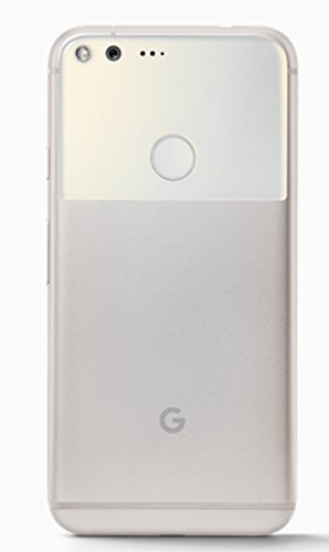 "Google Pixel XL (128GB, 4GB RAM) 5.5"" AMOLED HD Display, Global 4G LTE, US Factory Unlocked Model (GSM, Verizon, Sprint) - Very Silver"