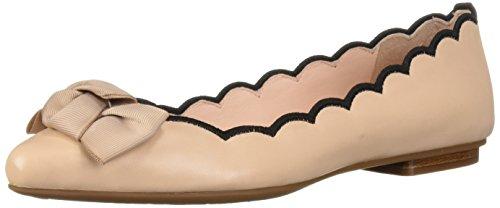 Kate Spade New York Women's NANNETE Ballet Flat, Pink, 10 M US