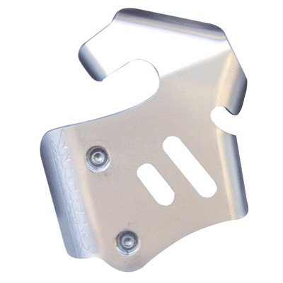 Works Connection Aluminum Frame Guards - Fits: Yamaha YZ250 2005-2019 (Guards Frame Aluminum Works Connection)