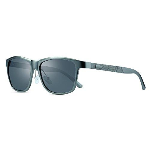 adb576c4ec Sunglasses for Men Vintage Polarized Sun Glasses Fashion Shades WP1001