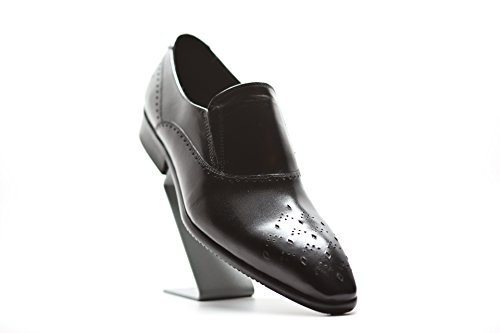 Liam Michael Shoes Men's Pavo 14 Black by Liam Michael Shoes