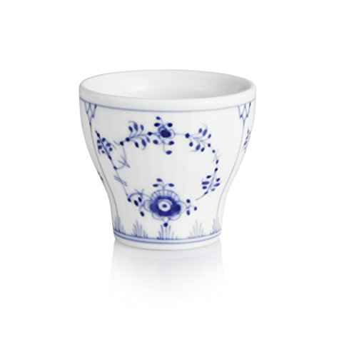 - Royal Copenhagen Musselmalet Ribbed Egg Cup