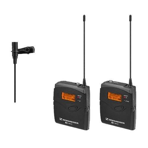 Sennheiser EW 112P G3-A omni-directional EW (Omni Lavalier Wireless Mic System)