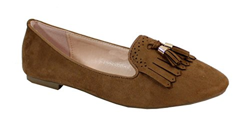 Donna Donna Donna Ballerine Shoes Camel Ballerine By Shoes By Shoes Camel Ballerine By APqRnwPd