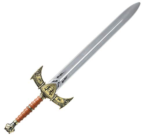 Lion Heart Sword - Deluxe Costume