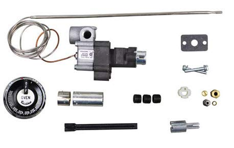 Robertshaw 4350-027 Gas Cooking Control Thermostat Kit for Ovens